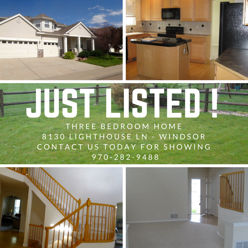 Just listed !