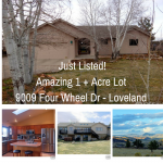 Just Listed – 9009 Four Wheel Dr – Loveland