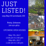 Just Listed – Loveland