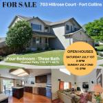 Just Listed – 703 Hillrose Court, Fort Collins