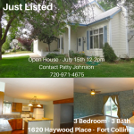 Just Listed – Fort Collins