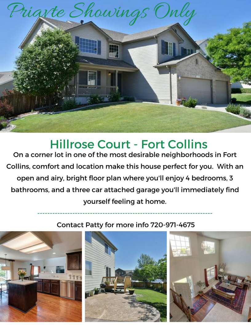 Hillrose Ct - Private Showings